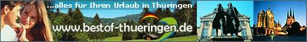 www.bestof-thueringen.de - Alles für Ihren Urlaub in Thüringen